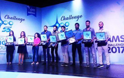 1er AMS Challenge:  Une rampe de lancement pour les designers