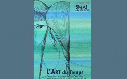 ''Evasion artistique'' à la galerie L'Art du Temps