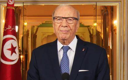 Caïd Essebsi: La guerre contre la corruption ne fait que commencer