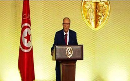 Caïd Essebsi : «C'est l'armée qui protégera désormais les ressources nationales»