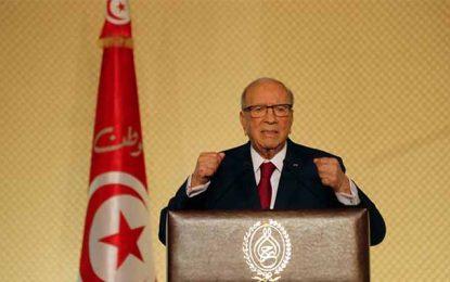 Caid Essebsi : «L'économie tunisienne enregistre une nette reprise»