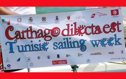 Voile: La Carthago Dilecta Est, passerelle entre la Tunisie et l'Italie