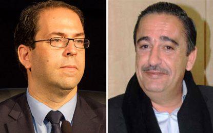 Lutte contre la corruption: Chafik Jarraya s'attaque à Youssef Chahed