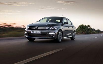 La nouvelle Citroën C-Elysée en vente à partir de 36.000 DT
