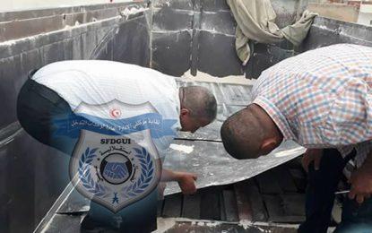 Tunisie : Deux barons de la contrebande de cuivre arrêtés au Sahel
