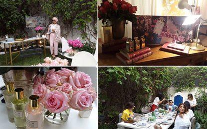 Chez PW: Aerin Lauder met l'essence de la rose en bouteille