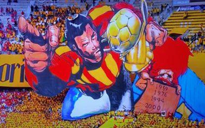 Foot : L'Espérance bat l'Etoile (3-0) et remporte le championnat de Tunisie