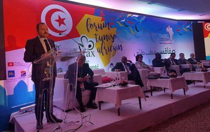 Sfax : Les promesses du 1er Forum tuniso-africain de la santé