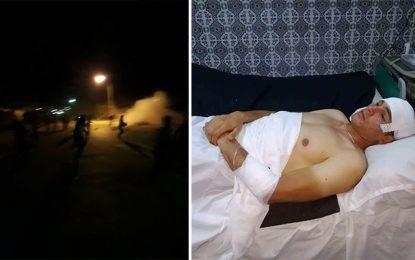 Des inconnus tentent d'envahir le poste frontalier de Hazoua