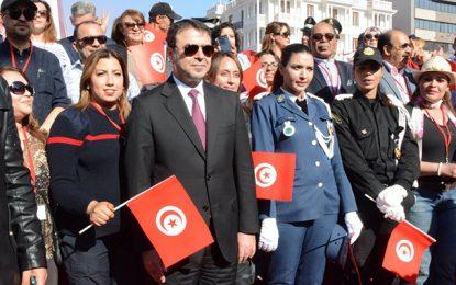 La démission de Hedi Majdoub démentie par le ministère de l'Intérieur