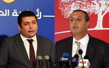 Iyed Dahmani va-t-il démissionner d'Al-Joumhouri ?
