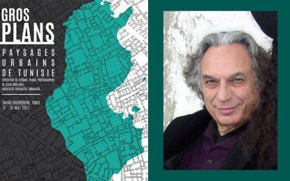 Exposition d'urbanisme : Jellal Abdelkafi, l'oeuvre d'une vie