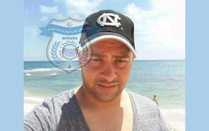 Kairouan : Blessé par son arme, l'agent Lamjed Miled s'en sort