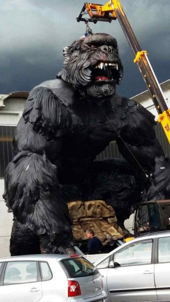 Le King Kong Tunisien