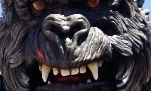 Le plus énorme King Kong s'installe à Hammamet King-Kong