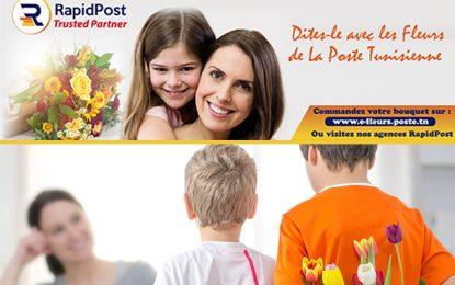 Fête des mères : La Poste prête à faire livrer des fleurs