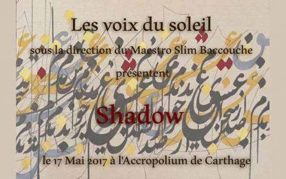 Acropolium de Carthage : Concert de Slim Baccouche