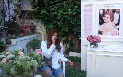 Mademoiselle Rochas à la Marsa : Le parfum du bonheur