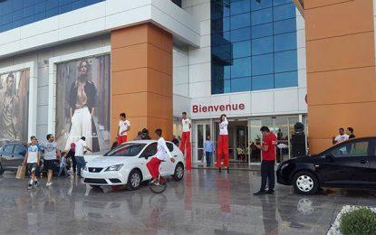 Malla Quizz: Tunisie Telecom et Tunisia Mall récompensent les gagnants