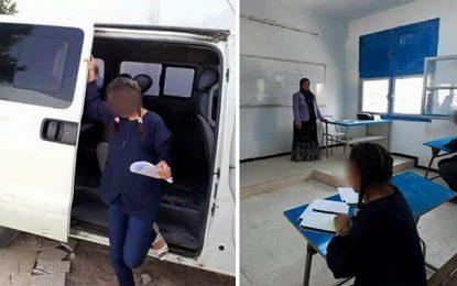 El-Mghira : Une détenue rejoint le collège pour les examens