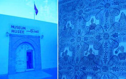 Animation pour autistes : ''Musée en Bleu'' à El-Jem