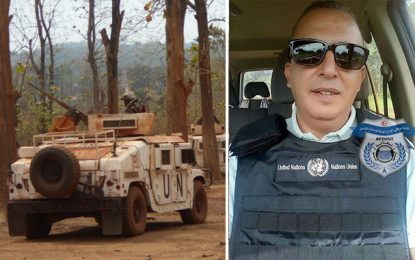 Centrafrique : Un casque bleu tunisien sauve 3 soldats marocains