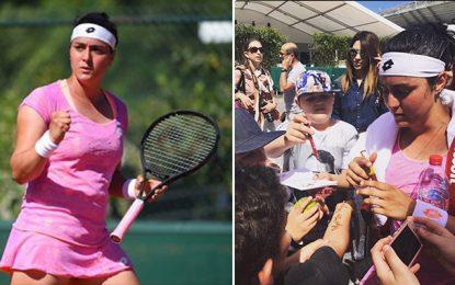 Roland Garros : Jabeur gagne son 1er match au tableau final