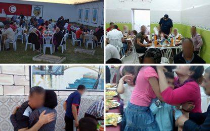 Ramadan : Les détenus rompent le jeûne avec leurs familles