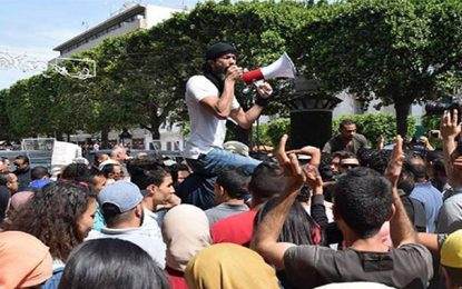 Soutien aux manifestations de Tataouine : Les LPR entrent en jeu à Tunis