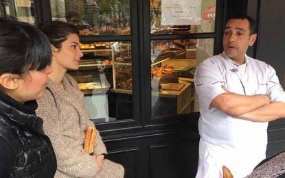 Le Tunisien Sami Bouattour remporte le prix de la meilleure baguette de Paris
