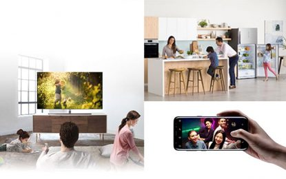 Ramadan en famille avec Samsung