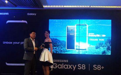 Smartphones: Samsung se relance avec Galaxy S8 et S8+