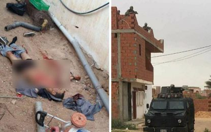 Sidi Bouzid : L'un des terroristes tués avait égorgé des soldats