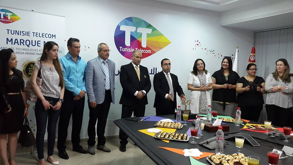 Tunisie Telecom Tunisia Brand Awards