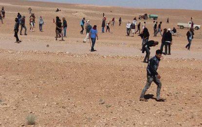 Tataouine : La police intervient pour disperser les manifestants