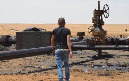 «Face au blocage de la production de pétrole et de gaz, la Tunisie entre dans une phase sensible», alerte le ministère de l'Energie