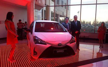 Automobile: Les nouvelles Yaris débarquent chez BSB Toyota