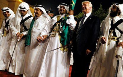 Sir Trump Pacha en terre d'islam