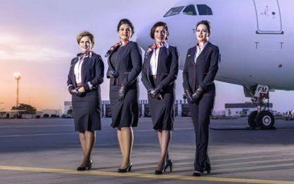 Tunisair : Nouveaux uniformes pour le personnel féminin