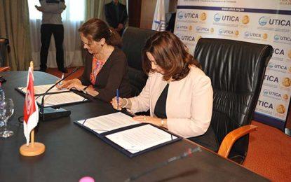 Utica : Signature d'accords entre les patronats tunisien et norvégien