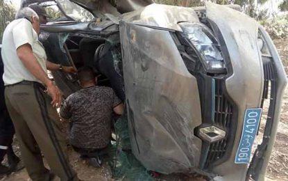 Gafsa : Décès dans un accident de la route