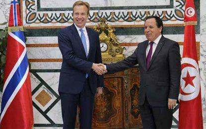 Accord pour la réouverture de l'ambassade de Norvège en Tunisie