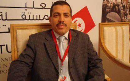 Isie : Anouar Ben Hassen élu vice-président