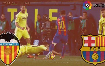 Barcelone-Villarreal: match en streaming