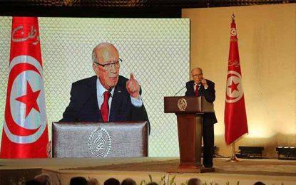 Caid Essebsi : «Le processus démocratique en Tunisie est en danger»