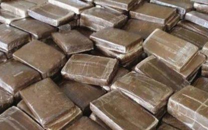 Kasserine : Un couple étranger arrêté pour trafic de cannabis