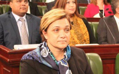 Leila Chettaoui rejoint le bloc parlementaire Al-Horra