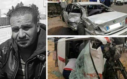 Médenine : Un mort et 10 blessés dans un accident