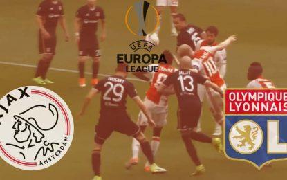 OL-Ajax match retour: streaming