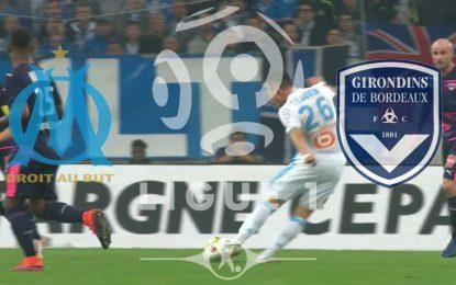 OM-Bordeaux: match en live score